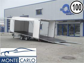 <strong>Monte Carlo 500</strong> Kofferanhänger