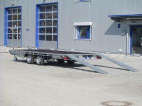 <strong>Atlas 500</strong> Fahrzeugtransporter