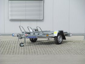 <strong>Moto III</strong> Motorradanhänger für 3 Motorräder