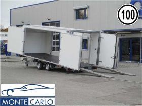 <strong>Angebot Monte Carlo 550</strong> Kofferanhänger