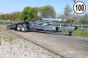 <strong>Sonda II</strong> Fahrzeugtransporter