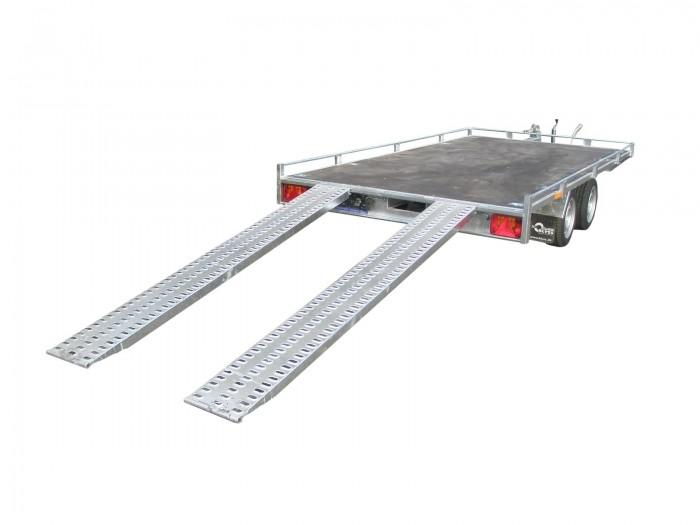 XL - 2700 kg Tieflader / Autotransporter