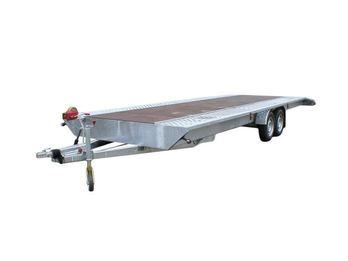 XXL - 3500 kg Autotransporter für 2 Autos